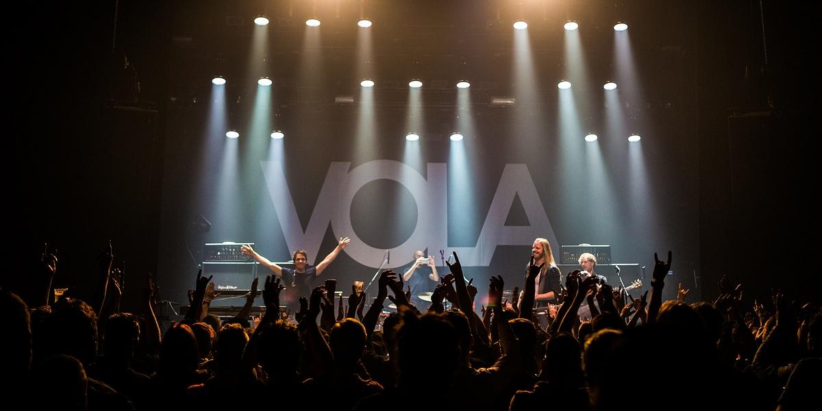VOLA @ Doornroosje, Nijmegen, 29 oktober 2018
