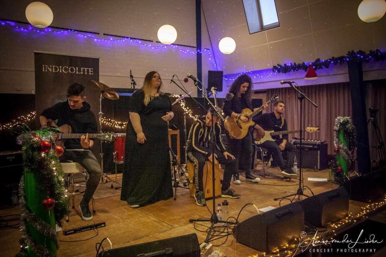 Indicolite @ Gemeenschapscentrum De Schakel, Budel-Dorplein, 30 december 2018