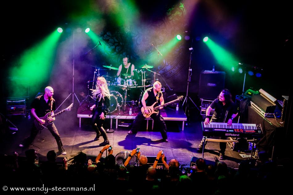 Amberian Dawn @ Dynamo, Eindhoven, 17 februari 2018