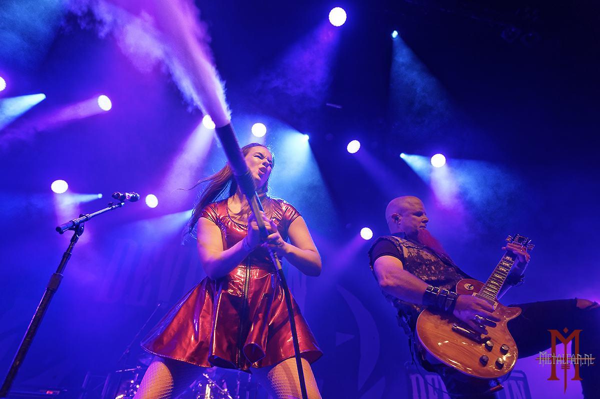 Devilskin @ Poppodium 013, Tilburg, 1-10-2018