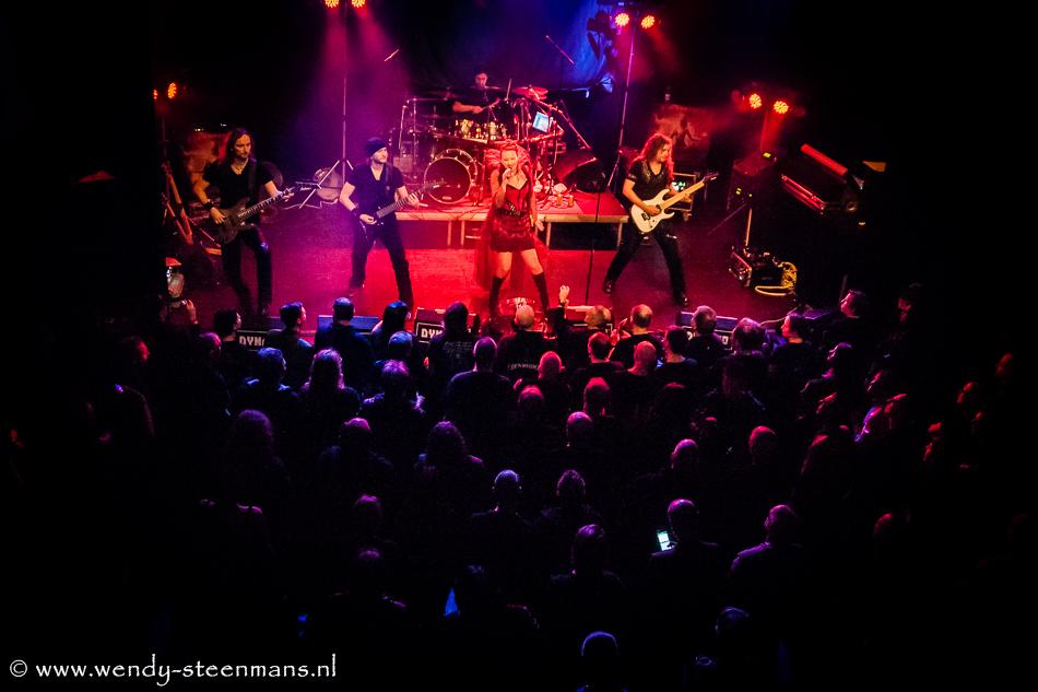 Edenbridge @ Dynamo, Eindhoven, 17 februari 2018