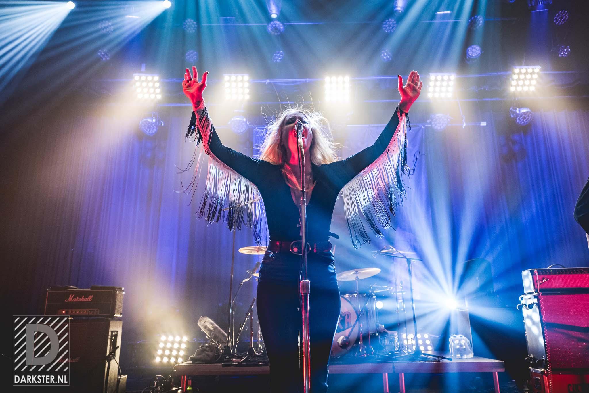Lucifer @ Into The Void 2019. Foto door Gerben Duijster