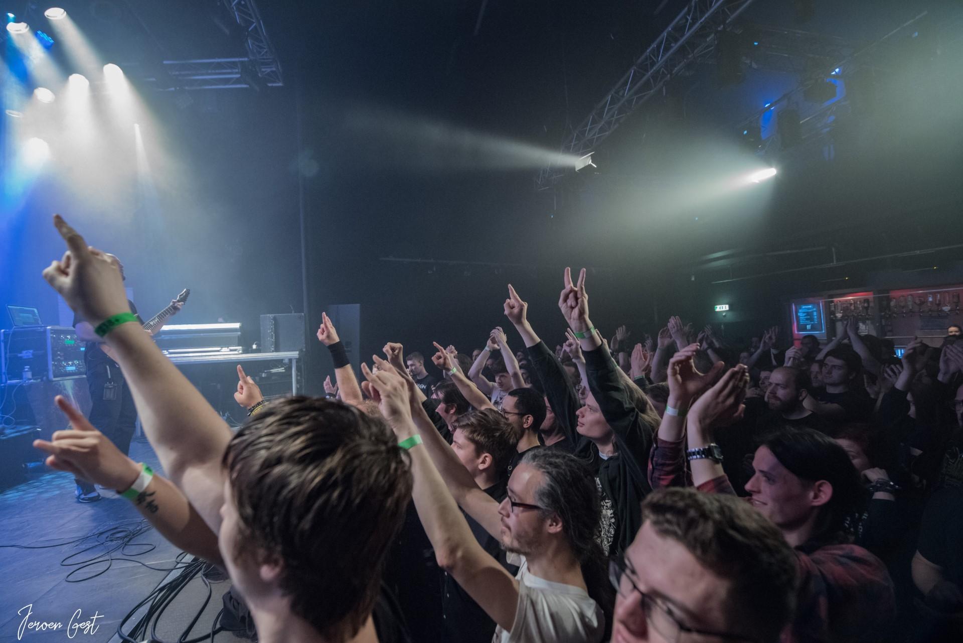 Virvum @ Dynamo, Eindhoven, 31 maart 2018