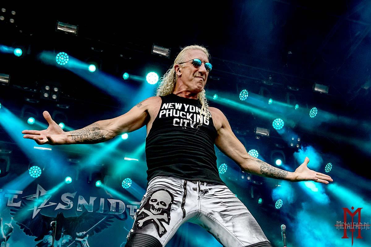 Dee Snider @ Alcatraz Hard Rock & Metal Fest 2018. Foto door Dirk.