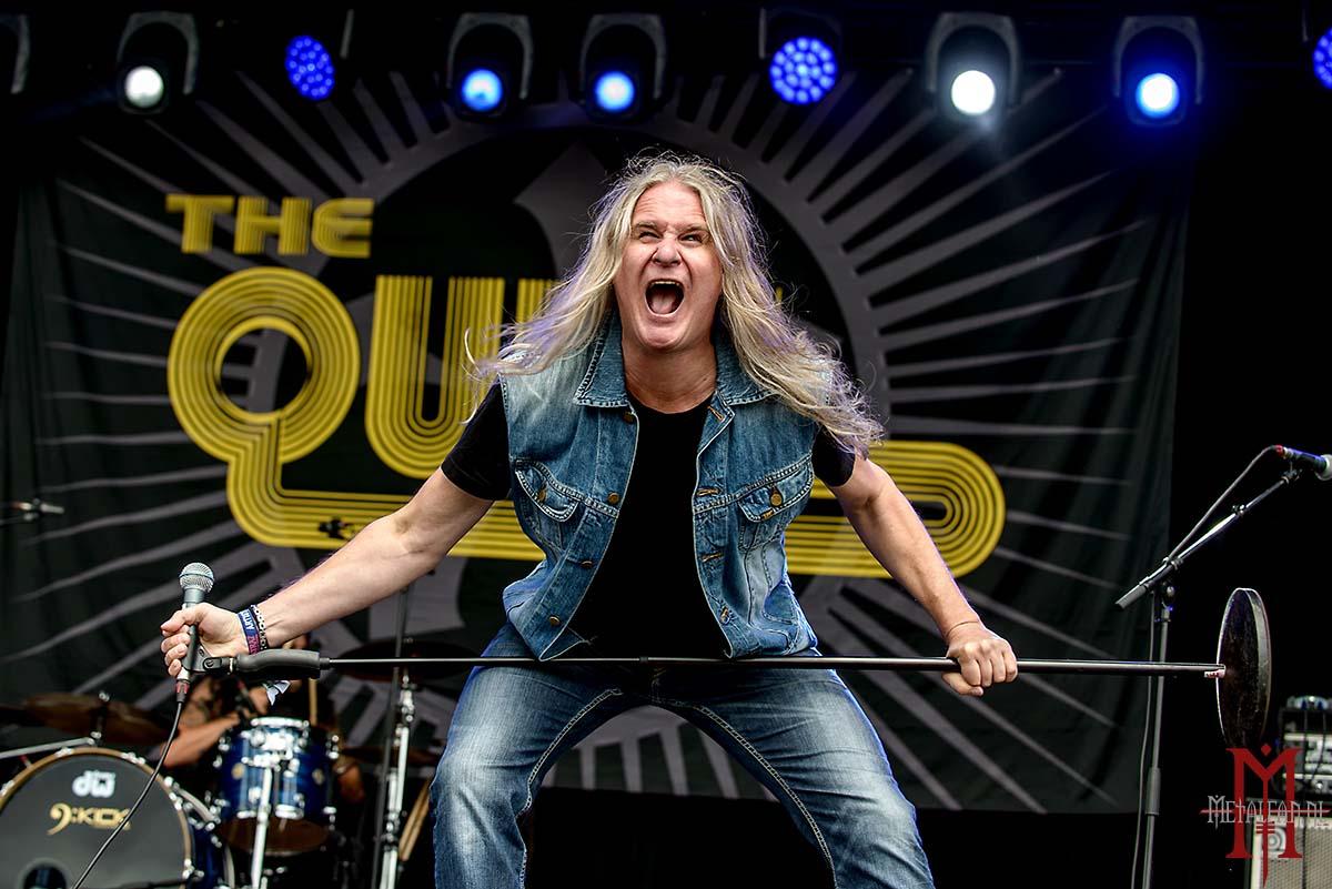 The Quill @ Alcatraz Hard Rock & Metal Fest 2018. Foto door Dirk.