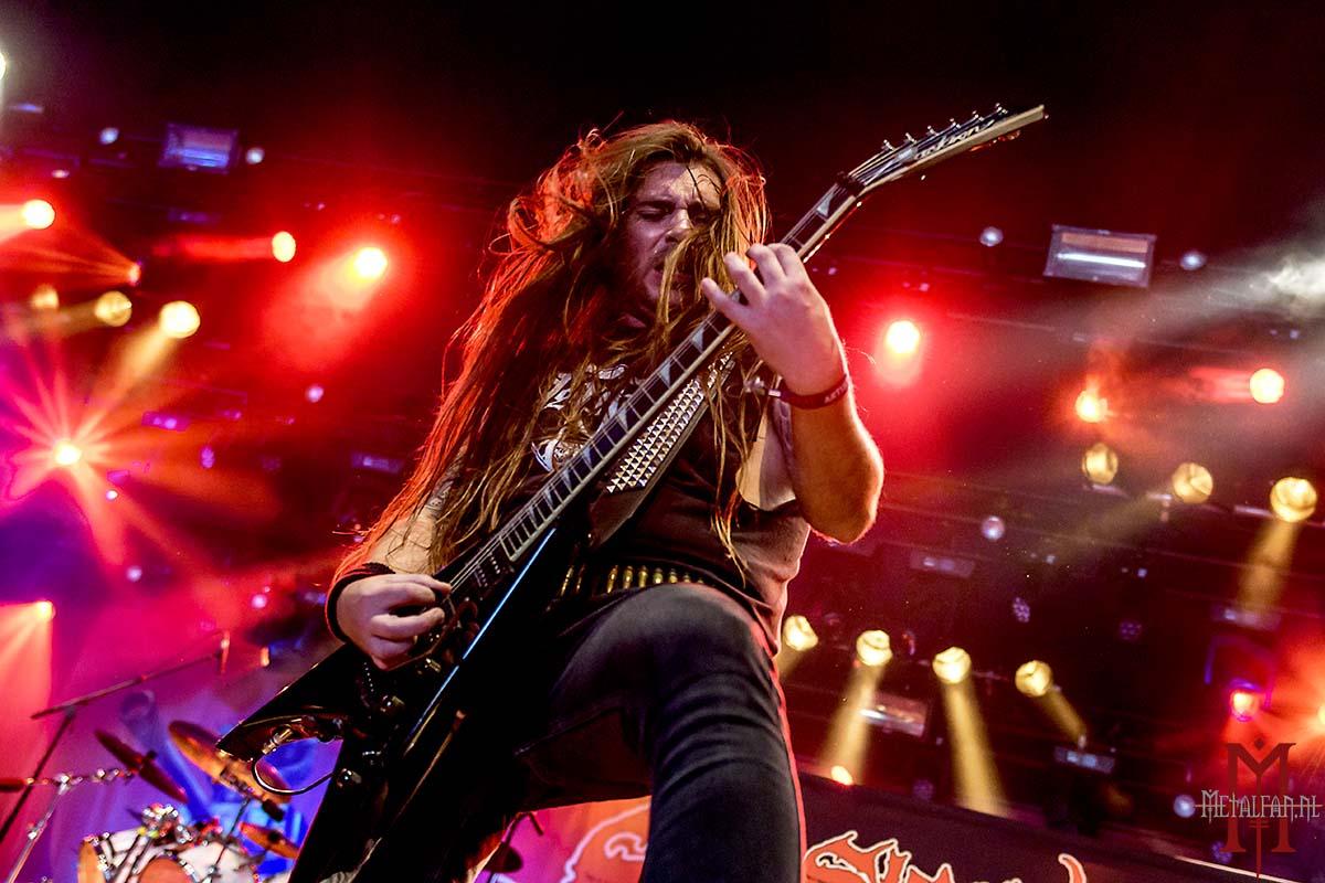 Suicidal Angels @ Alcatraz Hard Rock & Metal Fest 2018. Foto door Dirk.
