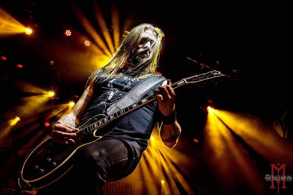 Amorphis @ Alcatraz Hard Rock & Metal Fest 2018. Foto door Dirk.