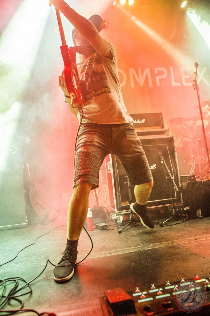 Idek @ Complexity Fest, Patronaat, Haarlem 23-02-2018