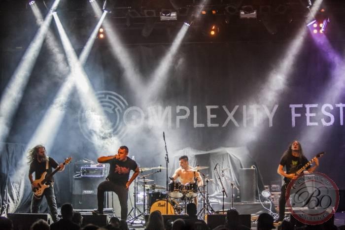 Disentomb @ Complexity Fest, Patronaat, Haarlem 23-02-2018