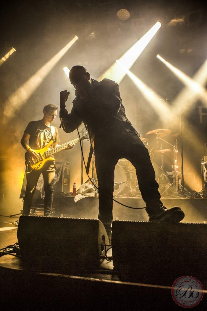 Kaoteon @ Complexity Fest, Patronaat, Haarlem 23-02-2018