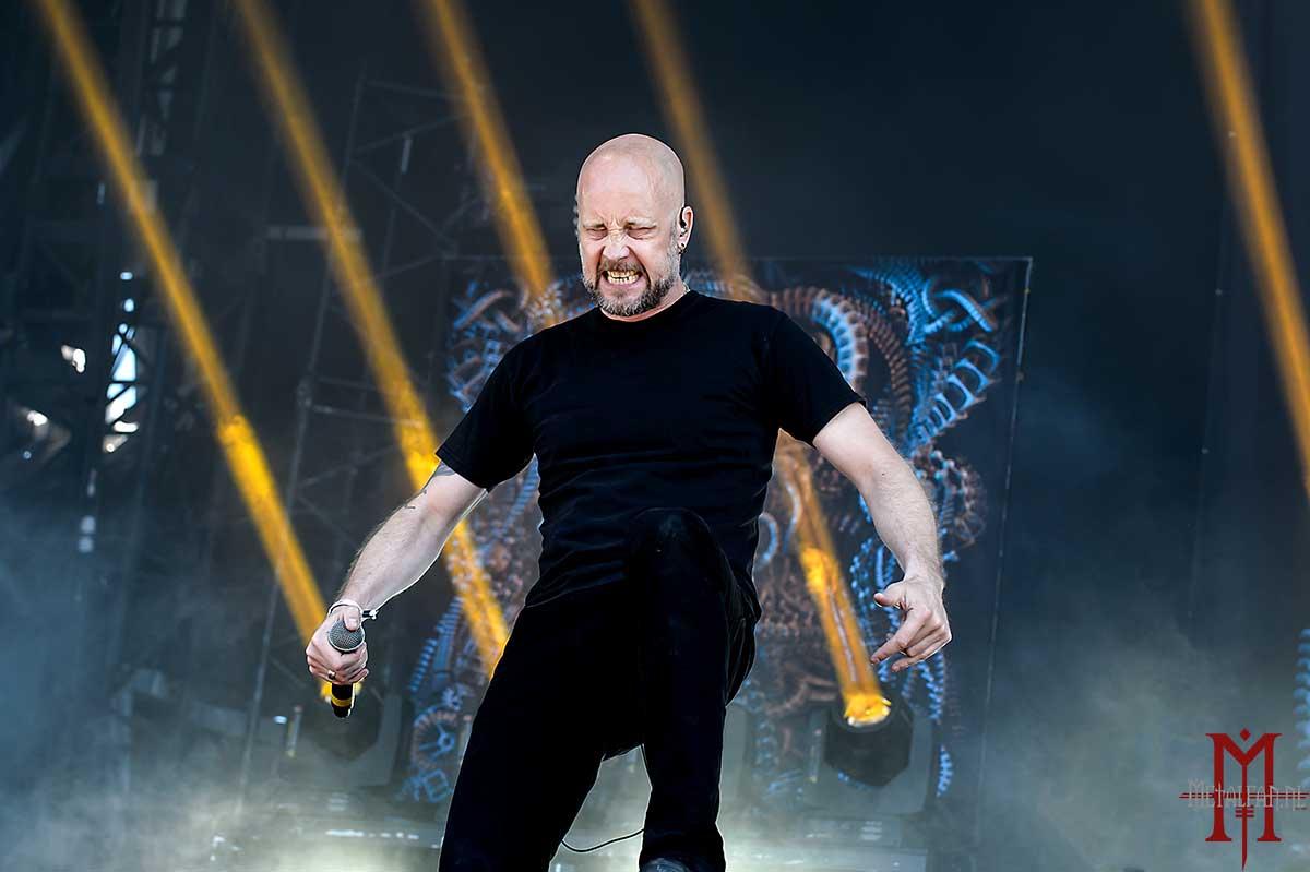 Meshuggah @ Hellfest 2018