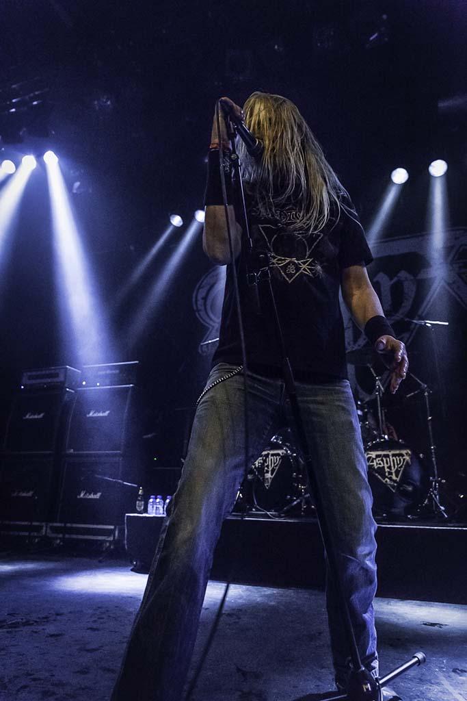 Asphyx @ Metropool Metalfest 2018