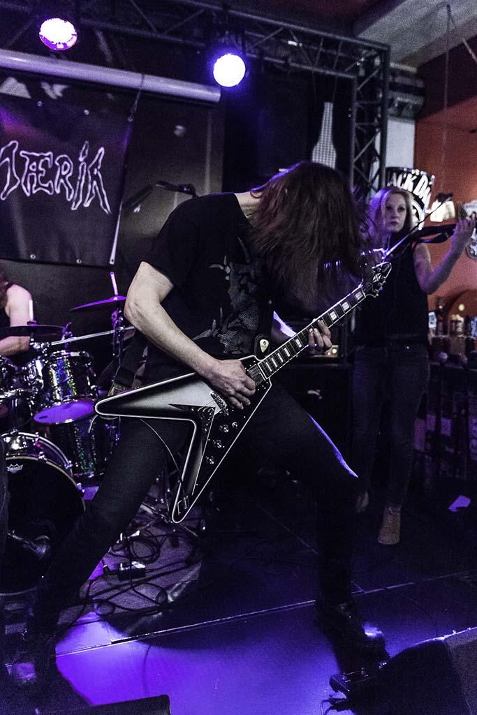 Endymæria @ Metropool Metalfest 2018