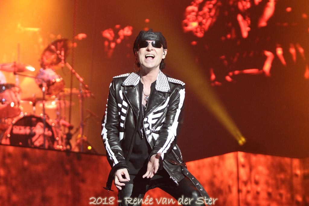 Scorpions @ Ziggo Dome, Amsterdam, 2-4-2018