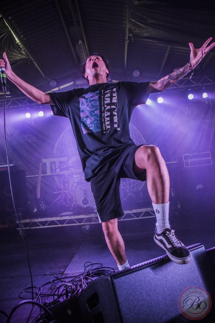 Crystal Lake @ UK Techfest 2018, Newark Showground, Newark-on-Trent (UK), 05-07-2018