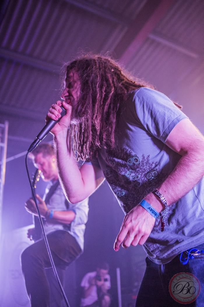 Sikth @ UK Techfest 2018, Newark Showground, Newark-on-Trent (UK), 06-07-2018