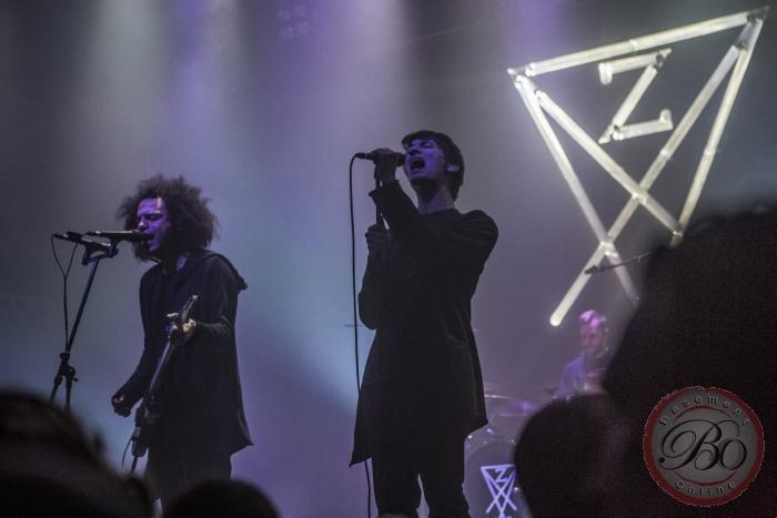 Zeal & Ardor @ Complexity Fest 2019, Patronaat, Haarlem, 16-02-2019