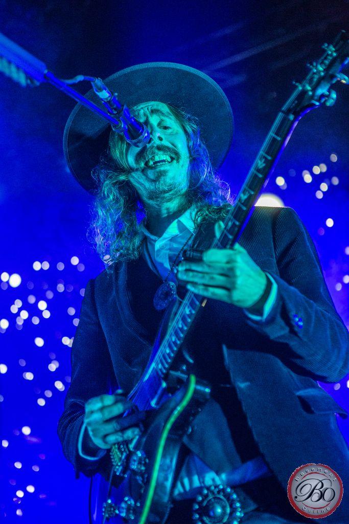 Opeth @ TivoliVredenburg, Utrecht, 06-11-2019