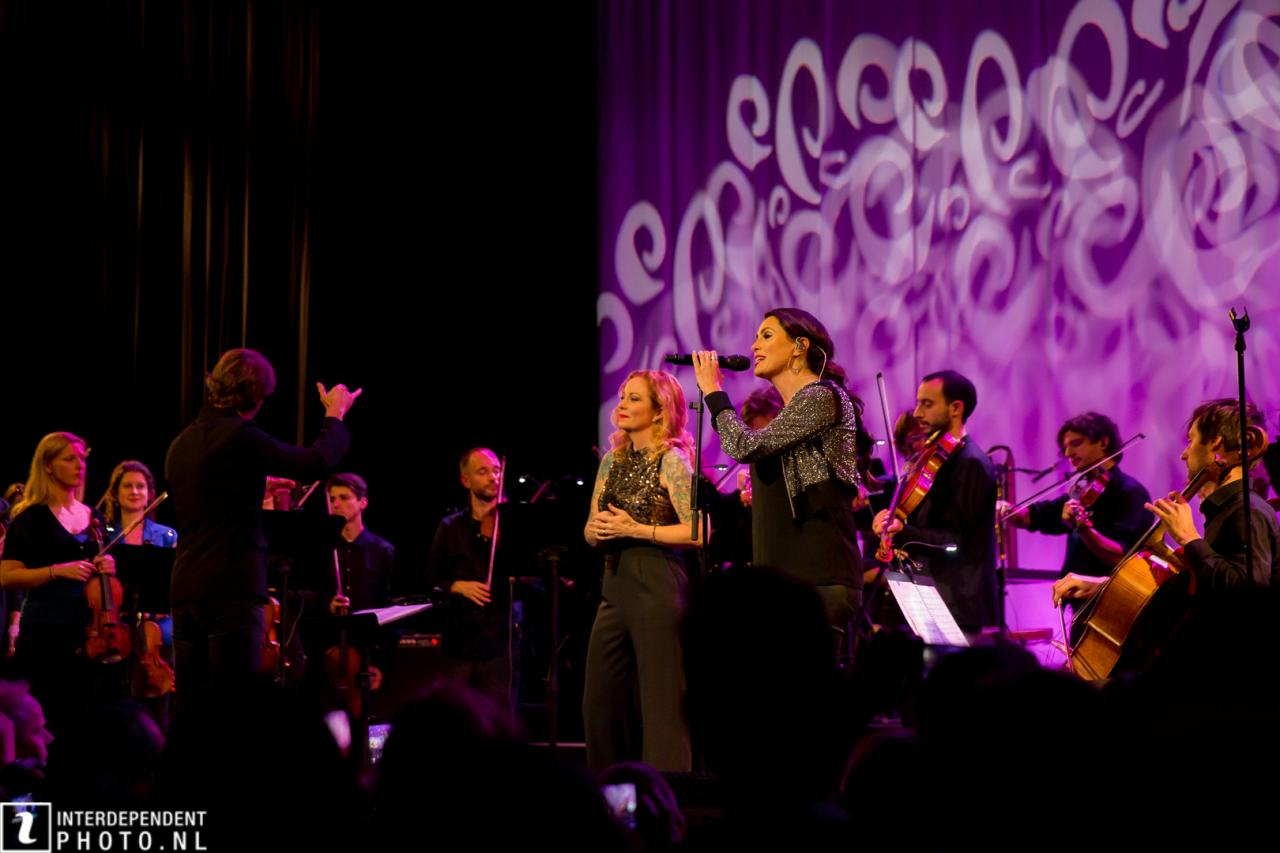 Anneke van Giersbergen @ Effenaar, Eindhoven, 16 november 2019