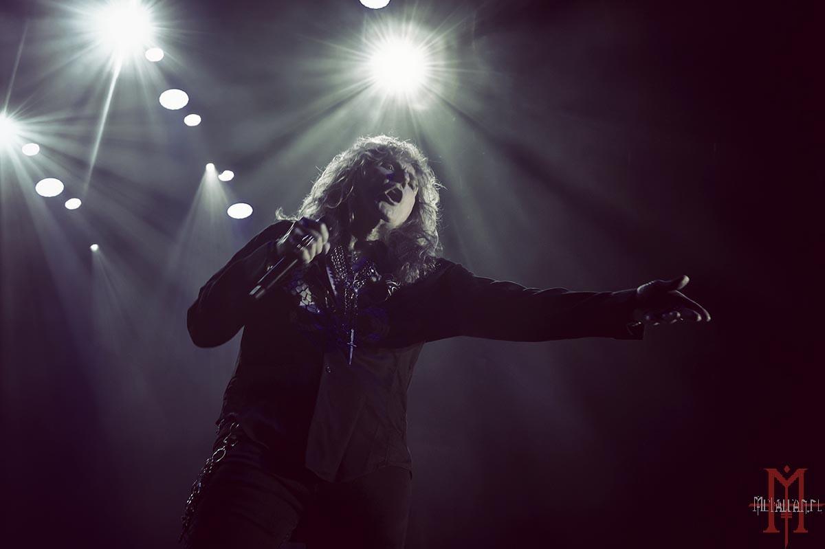 Whitesnake @ Poppodium 013, Tilburg, 12-6-2019