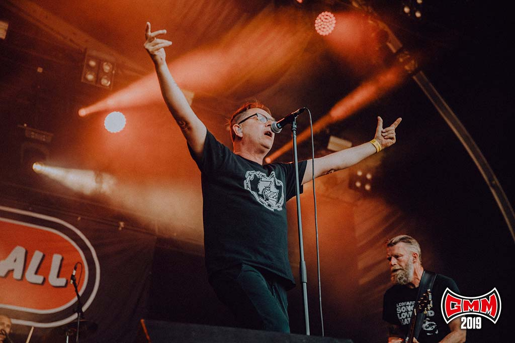 No Fun At All @ Graspop Metal Meeting 2019. Foto door Faye Wolfs