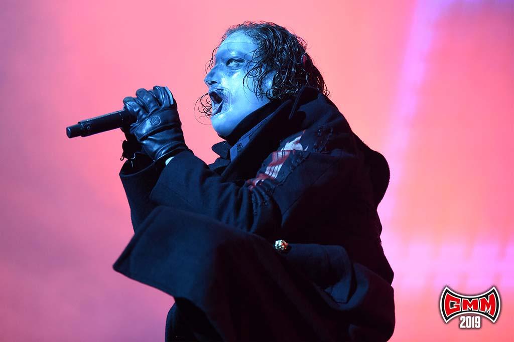 Slipknot @ Graspop Metal Meeting 2019. Foto door Rudy De Doncker