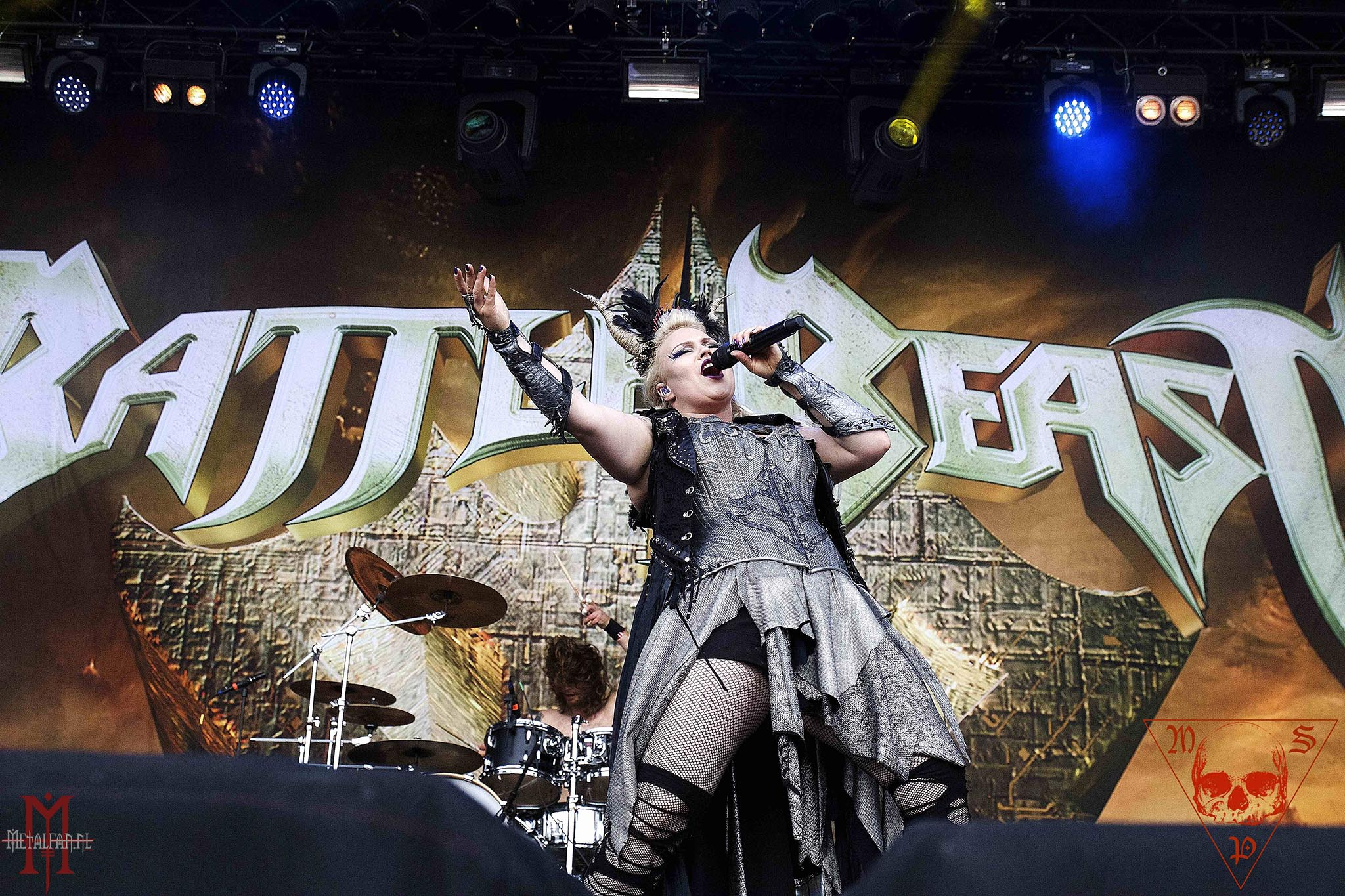 Battle Beast @ Into The Grave 2019