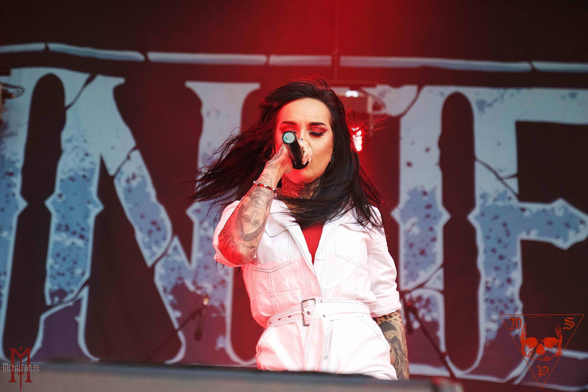 Jinjer @ Into The Grave 2019