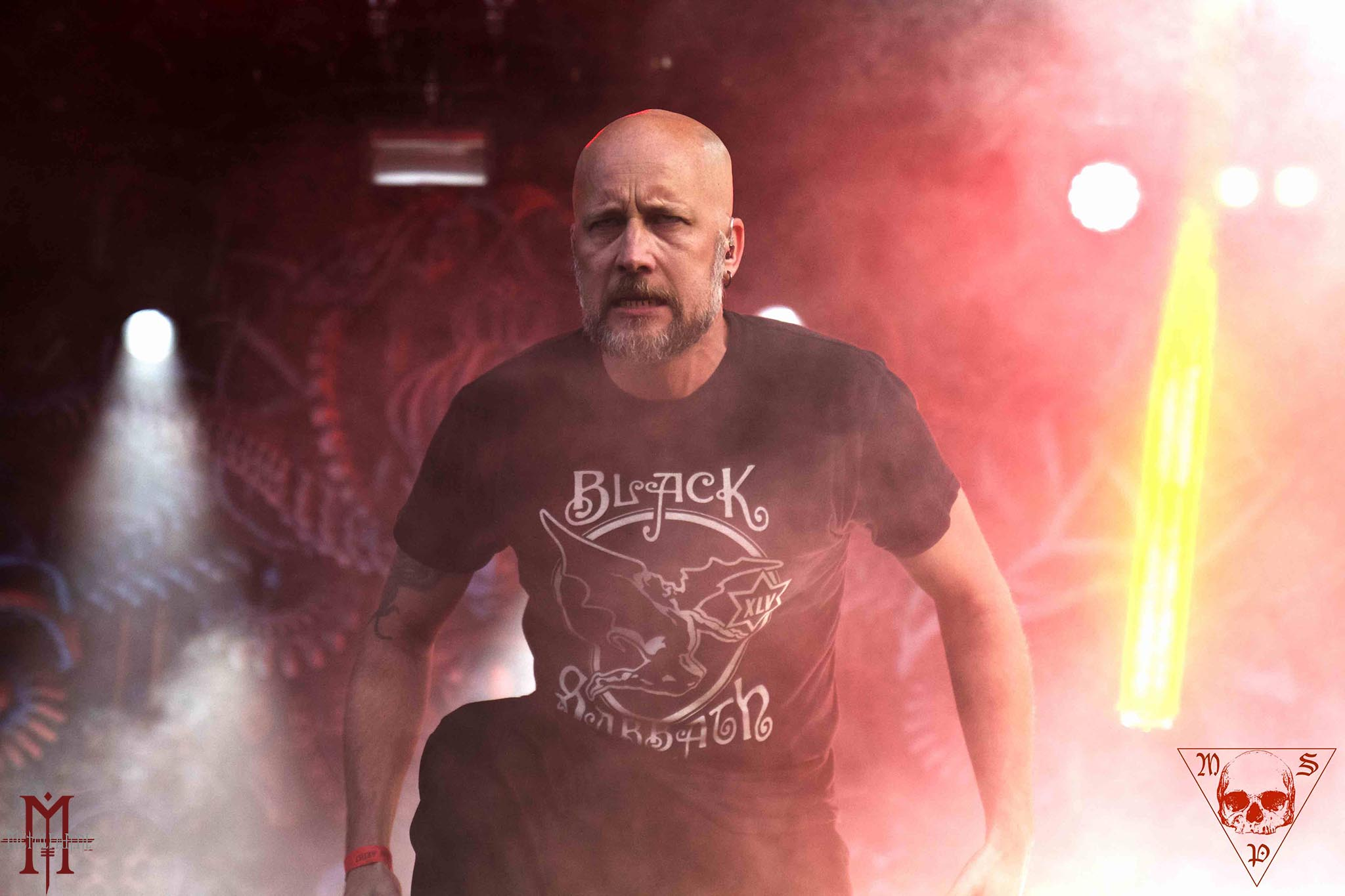 Meshuggah @ Into The Grave 2019