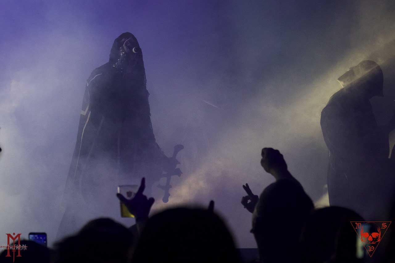 Mayhem @ Doornroosje, Nijmegen, 31-10-2019