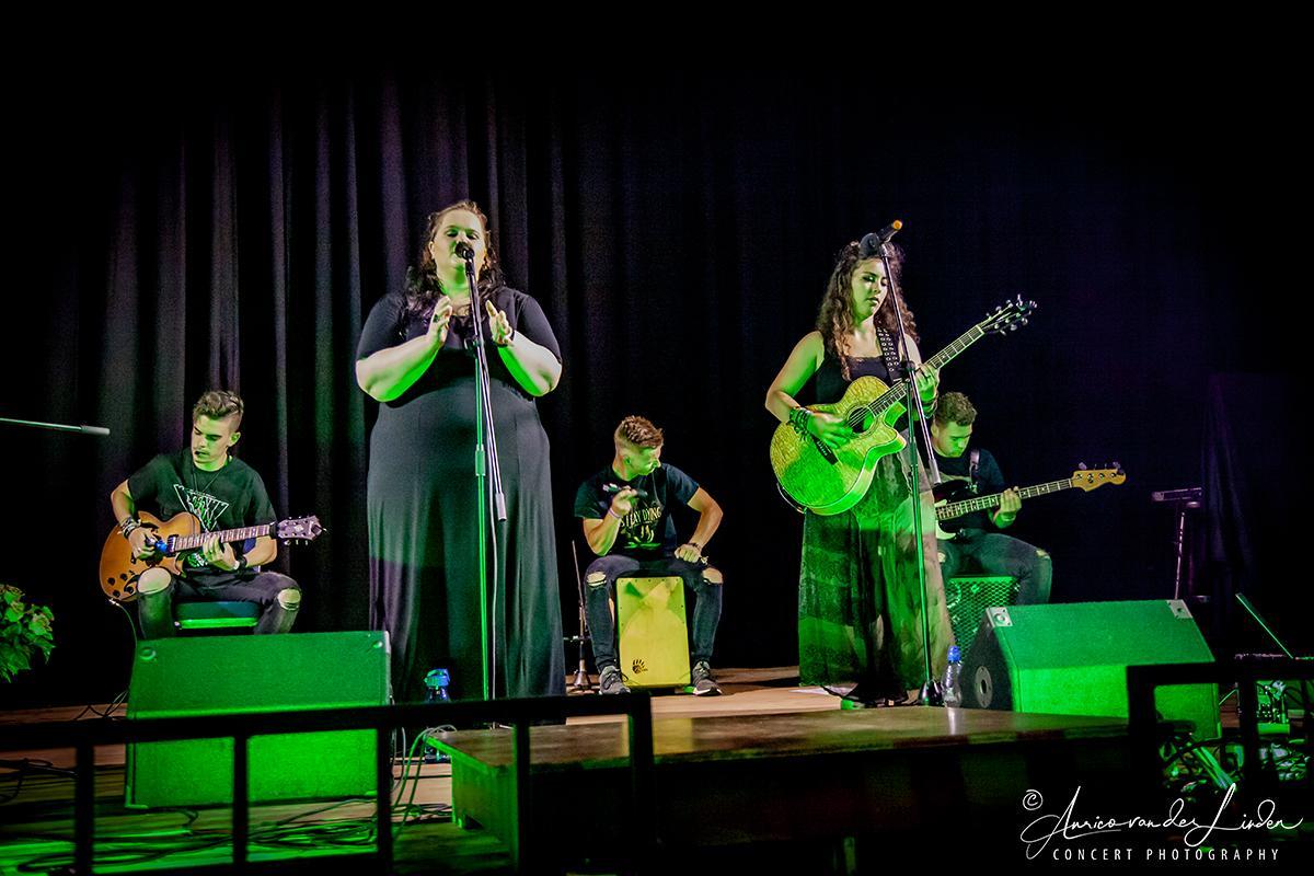 Indicolite @ Marcela Bovio & Laura Macrì In Concert, 30-6-2019