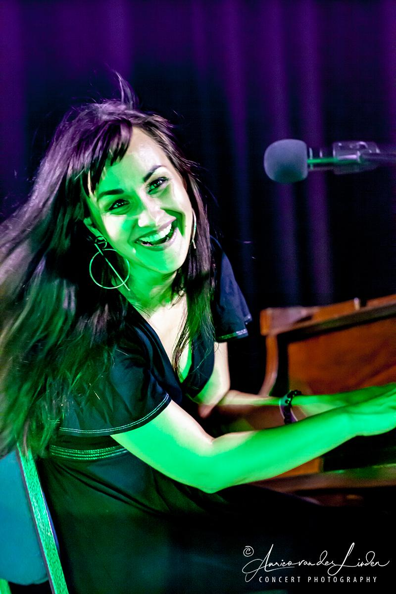 Vic Anselmo @ Marcela Bovio & Laura Macrì In Concert, 30-6-2019