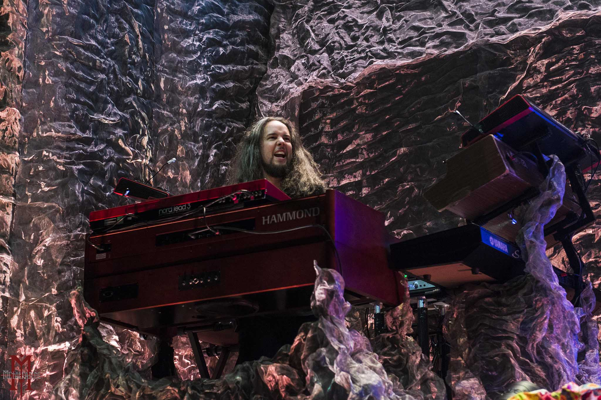Ayreon - Electric Castle Live And Other Tales in Tilburg | Metalfan.nl  Concert Review