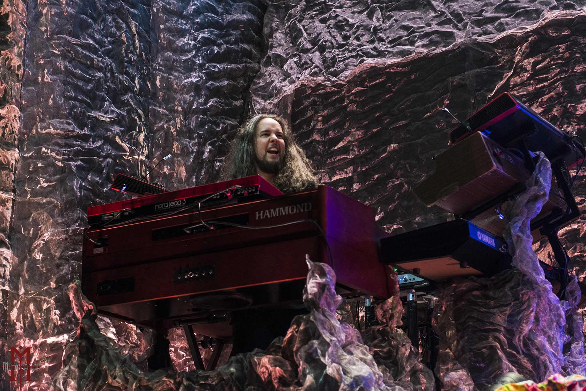 Joost van den Broek @ Ayreon - Electric Castle Live and Other Tales, 14-9-2019, Tilburg