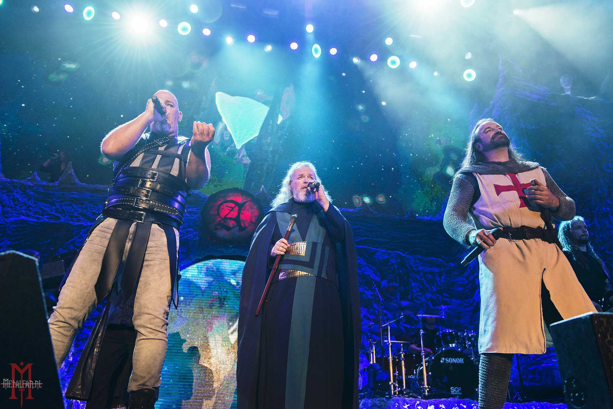 Ayreon - Electric Castle Live and Other Tales, 14-9-2019, Tilburg