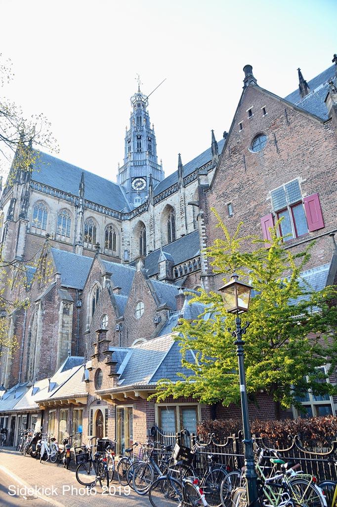 Devin Townsend @ Grote of St. Bavokerk, Haarlem, 11 april 2019