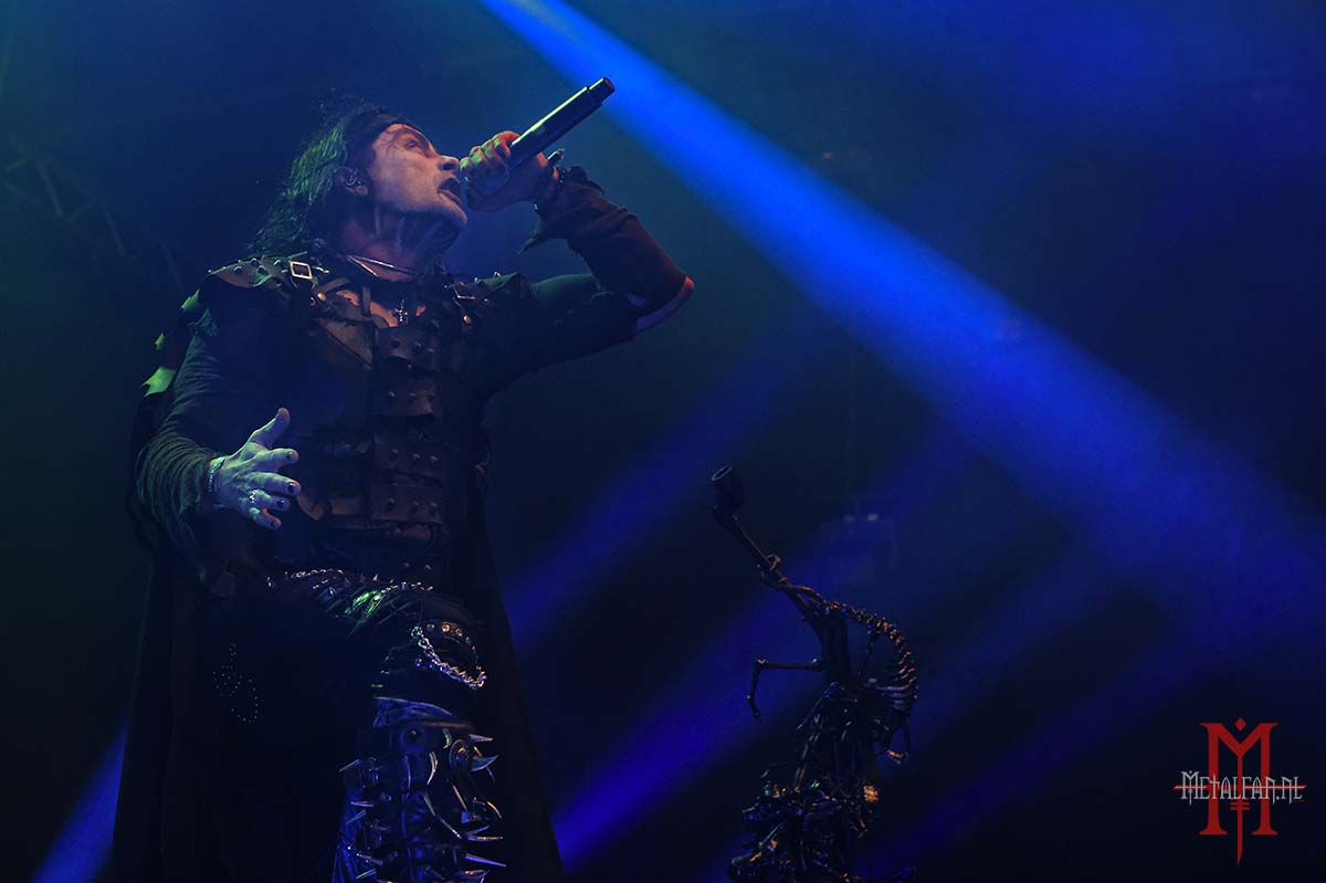 Cradle Of Filth @ Dokk'em Open Air 2019