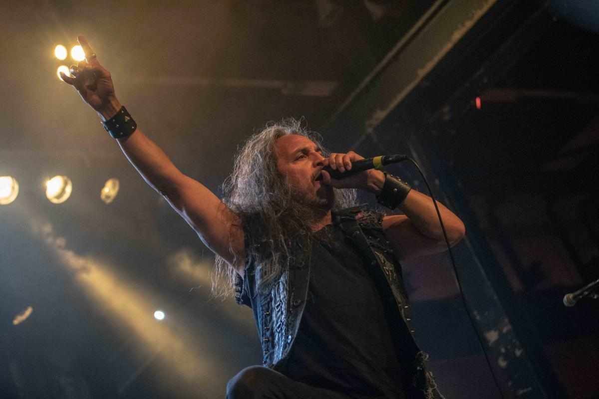 Death Angel @ Das Oktober Metalfest 2019