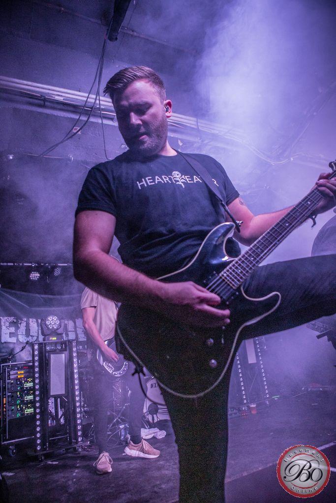 Aphyxion @ Euroblast 2019, Essigfabrik, Keulen (DLD), 27-09-2019