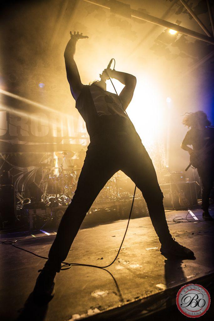 Dead Letter Circus @ Euroblast 2019, Essigfabrik, Keulen (DLD), 27-09-2019