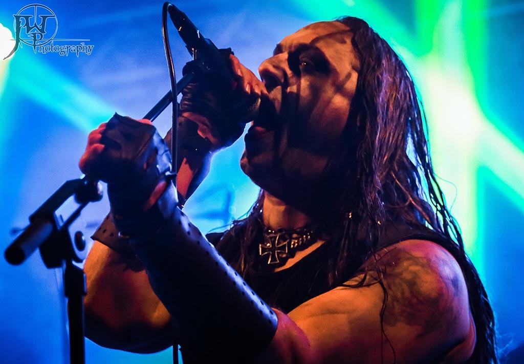 Marduk @ Graveland 2019. Foto door Jan-Willem Vijfwinkel