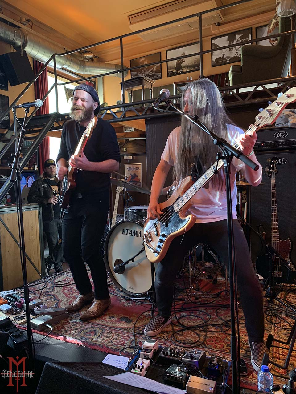 Kamchatka @ Heavy Psych Sounds Fest 2019
