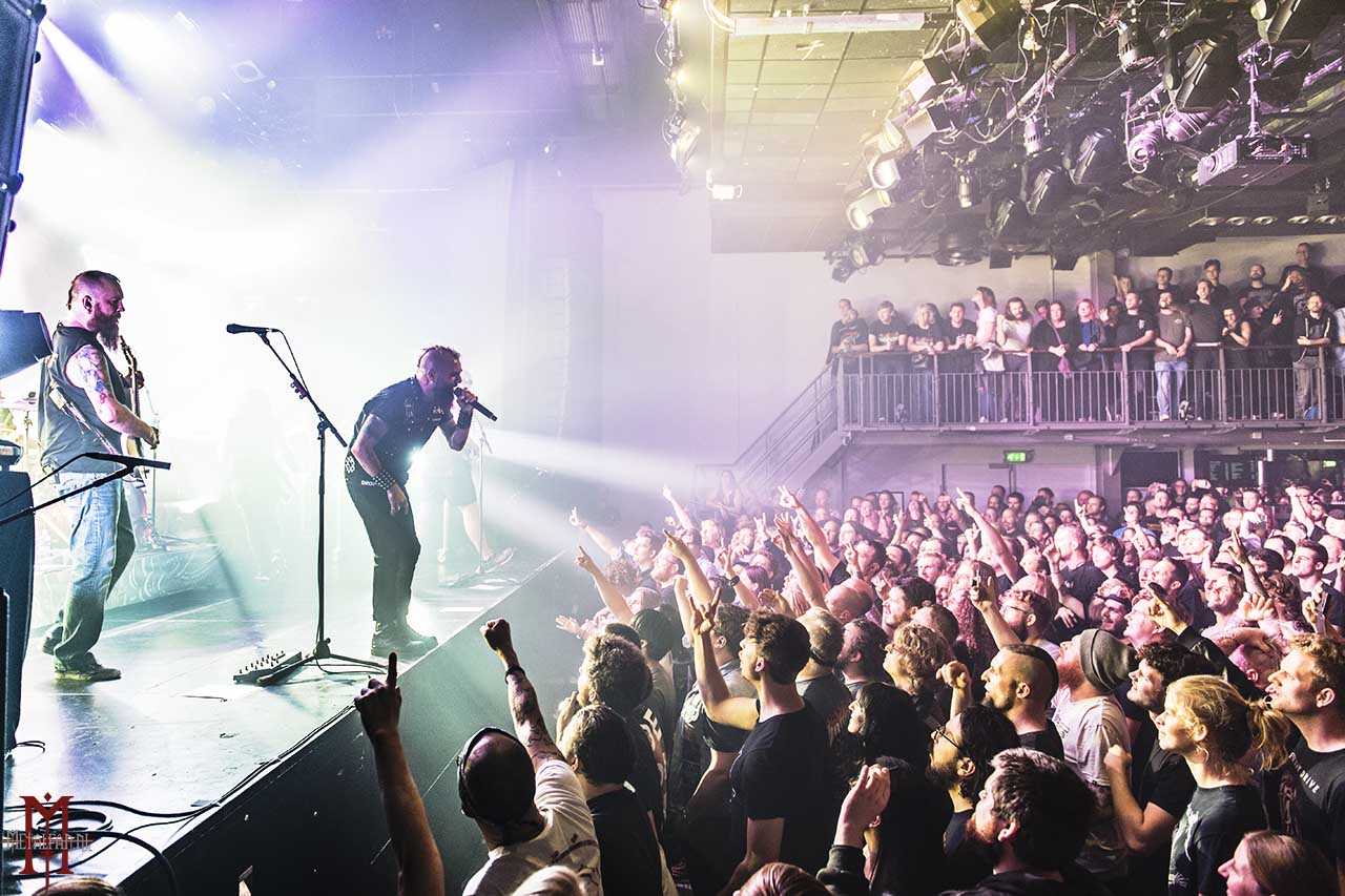 Killswitch Engage @ Melkweg, Amsterdam, 23-10-2019