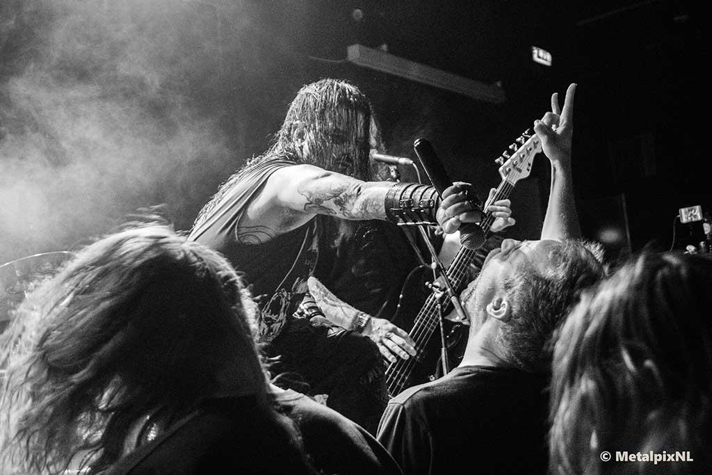 Vital Remains @ Morbidfest, Apeldoorn, 3-5-2019