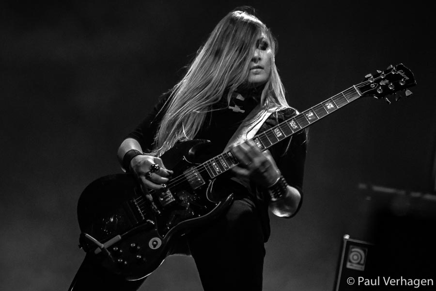 Electric Wizard @ Netherlands Deathfest III. Foto door Paul Verhagen