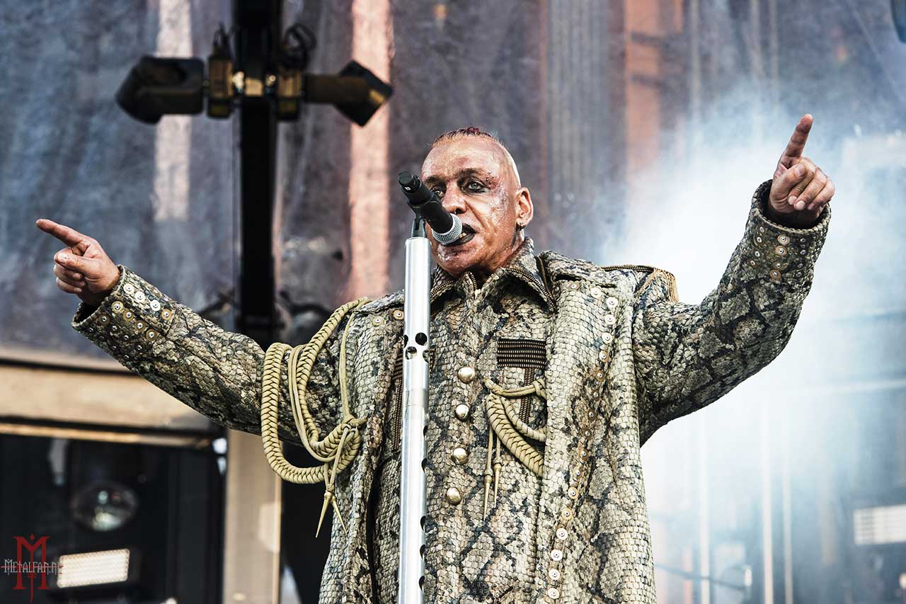 Updated: Rammstein-zanger op intensive care