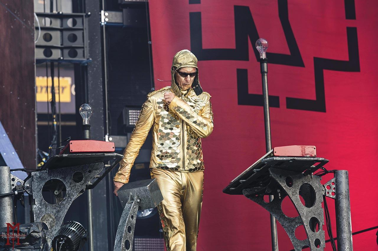 Rammstein voegt extra shows toe in Nijmegen en Oostende