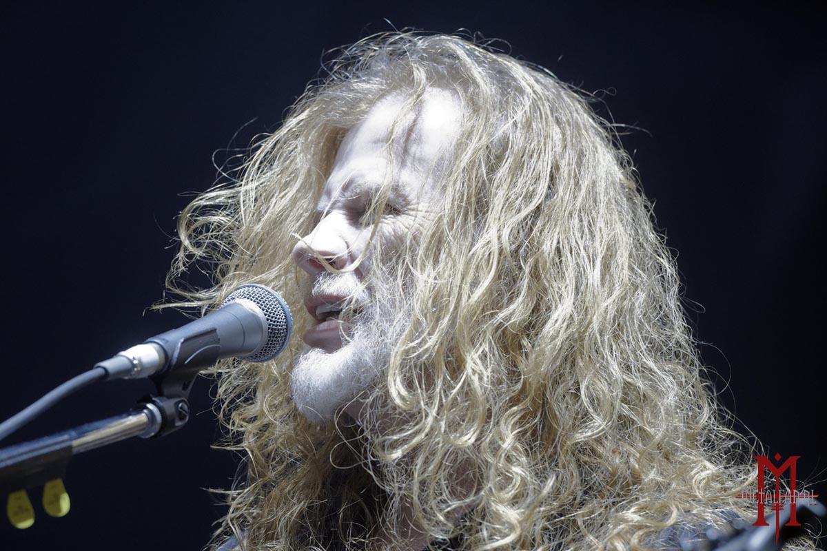 Megadeth @ AFAS Live, Amsterdam, 26-1-2020