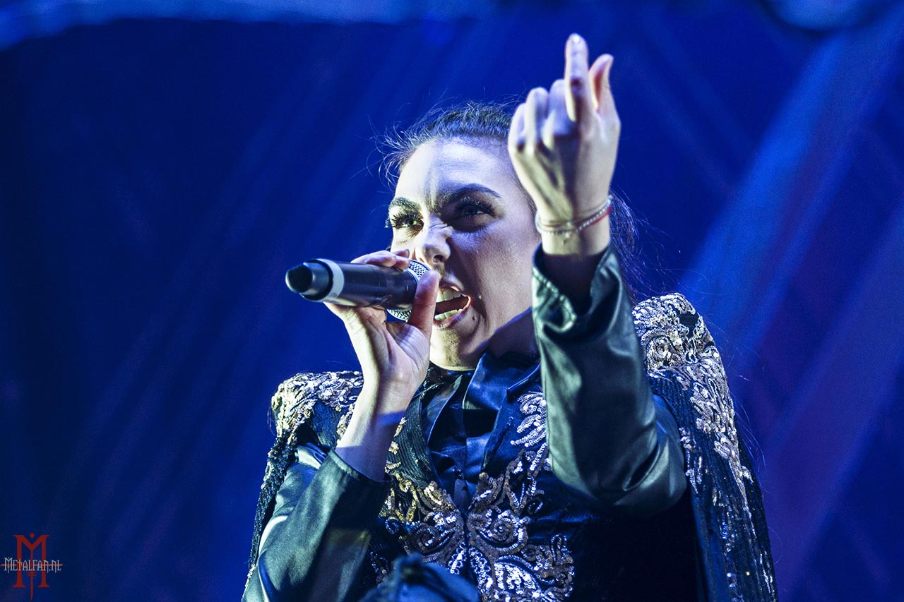Amaranthe @ AFAS Live, Amsterdam, 9-2-2020