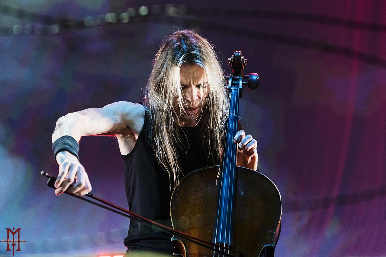 Apocalyptica @ AFAS Live, Amsterdam, 9-2-2020
